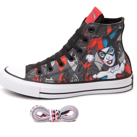 7576ef889378 Converse Shoes - Converse Chuck Taylor Harley Quinn Sneaker